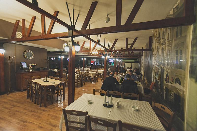interior restaurant baile felix