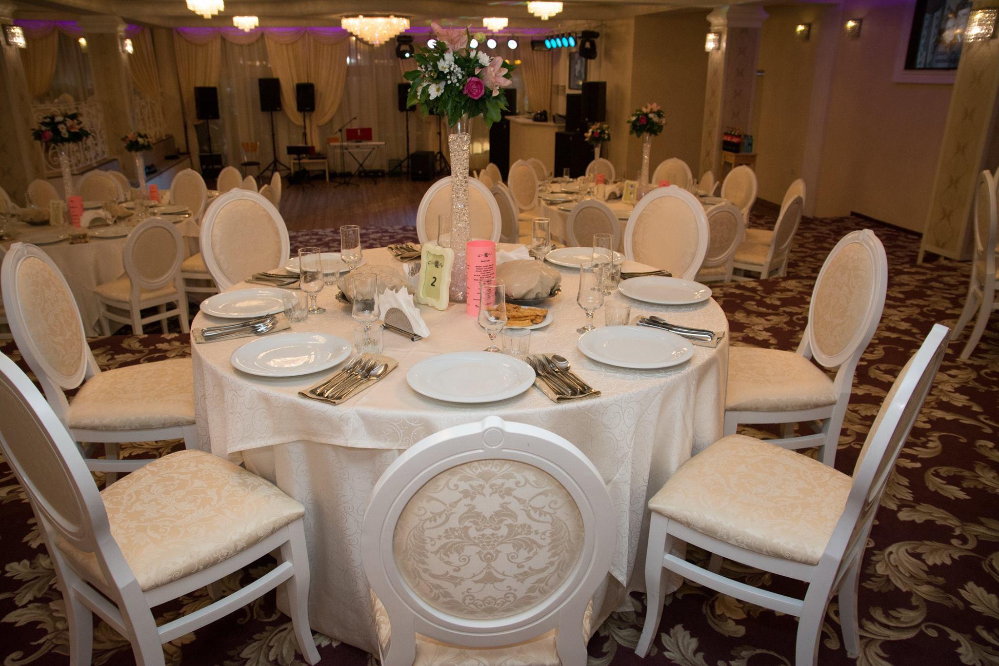interior sala evenimente Bihor