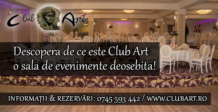 De ce este Club Art o sala de evenimente deosebita?