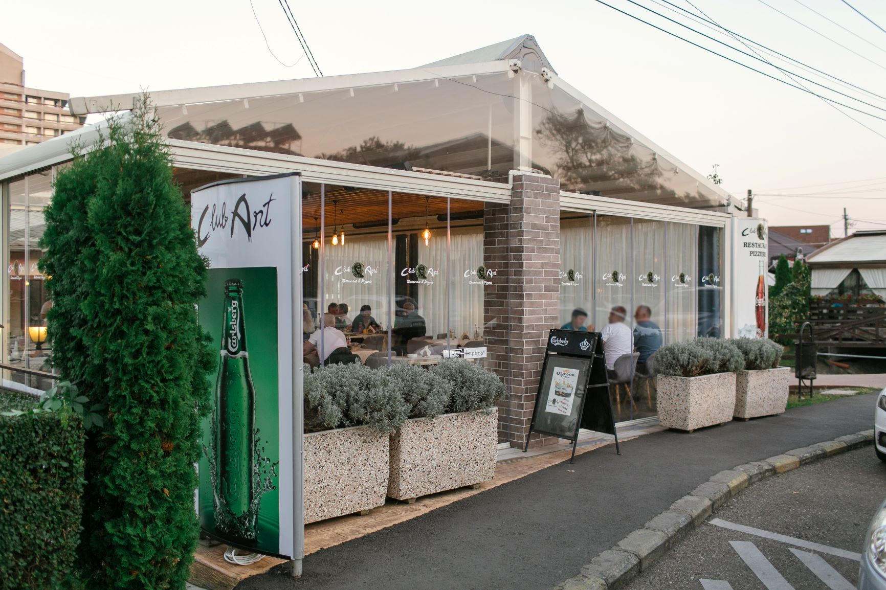 restaurant terasa bihor