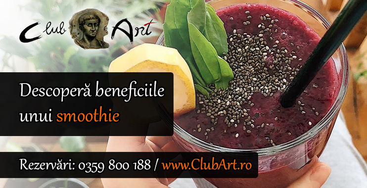 Beneficiile unui smoothie